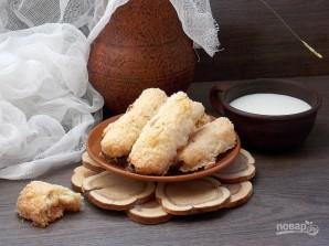 Сахарное печенье с ревенем - фото шаг 9