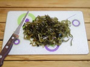 Салат к рыбе - фото шаг 2