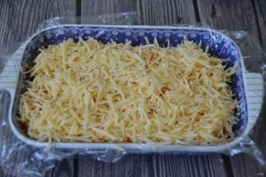 """Салат """"Грибная поляна"""" с корейской морковью - фото шаг 6"""