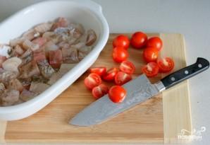 Треска, запеченная в духовке с сыром - фото шаг 3