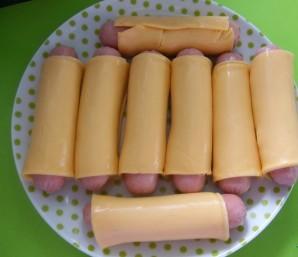Картофельная запеканка с сосисками - фото шаг 1