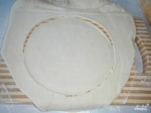 Тесто на чебуреки - фото шаг 4