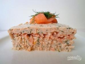 Сливочный паштет из лосося с зеленью - фото шаг 5