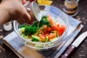 Салат из китайской капусты - фото шаг 6