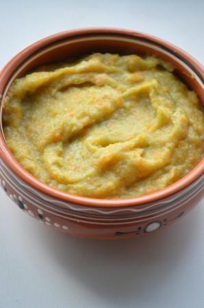 Овощное пюре - фото шаг 5