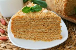 Арахисовый торт - фото шаг 18