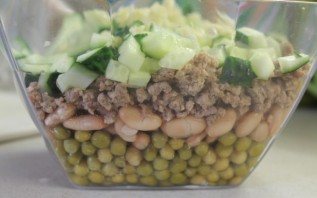 Салат за 5 минут - фото шаг 1