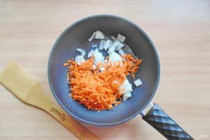 Хек с кабачками в духовке - фото шаг 2