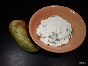 Десерт из творога и фруктов - фото шаг 5
