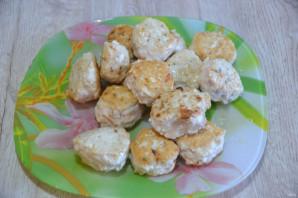 Куриные тефтели без риса - фото шаг 4