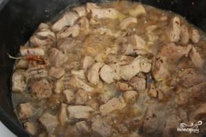 Поджарка со свининой - фото шаг 2