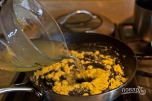 Спаржа в сырном соусе - фото шаг 4