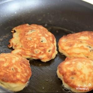 Вкусные сырники - фото шаг 8