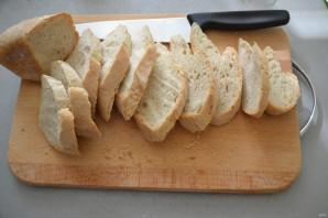 Бутерброды с копченым сыром - фото шаг 6