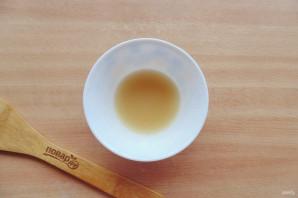 Творожное суфле с агар-агаром