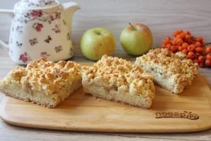 Сбричолата с яблоками - фото шаг 14