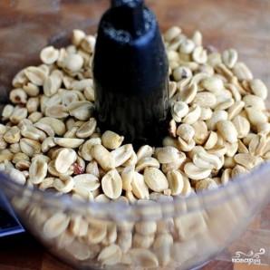 Домашнее арахисовое масло - фото шаг 1