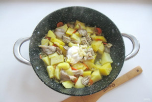 "Картофель ""На Карпа"" - фото шаг 10"