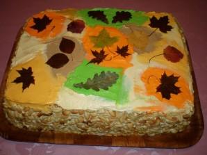 """Торт """"Листопад"""" - фото шаг 7"""