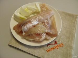 Рыбные котлеты из минтая - фото шаг 1