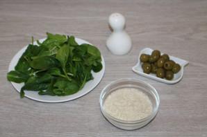 Рис с оливками - фото шаг 1
