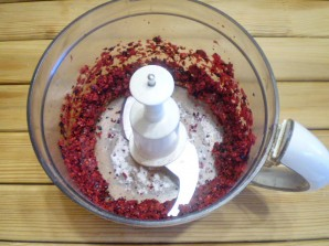 Смузи из замороженных ягод - фото шаг 3