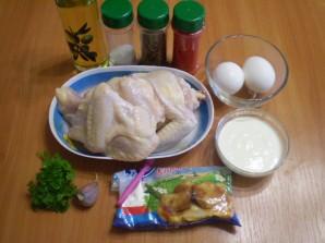 Котлеты из кусочков курицы - фото шаг 1