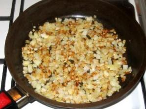 Блины с мясом и рисом - фото шаг 3