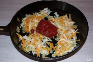 Томатный суп с сельдереем - фото шаг 7