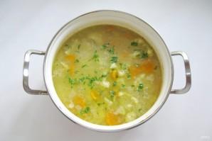 Овсяный суп с цветной капустой - фото шаг 8