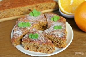Пирог из морковного жмыха - фото шаг 8