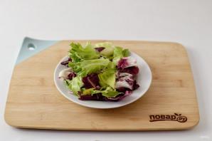 Салат с нутом - фото шаг 2