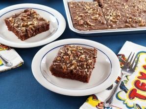 Американский шоколадный кекс - фото шаг 7
