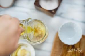 Лимонная заправка для салата - фото шаг 3