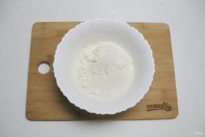 Оладьи на сухом молоке - фото шаг 3