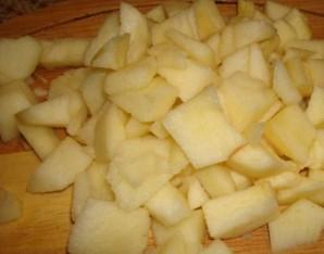 Компот из мандаринов и яблок - фото шаг 2