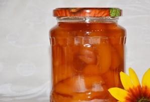 Варенье из персиков без сиропа - фото шаг 10
