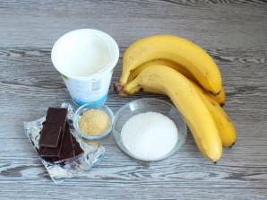 Сметанное желе с бананом - фото шаг 1