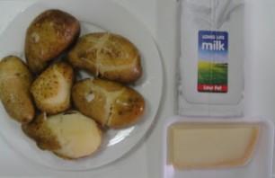 Картофельный гратен с сыром - фото шаг 1