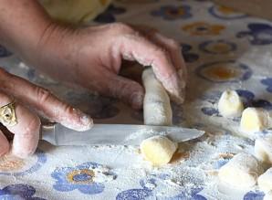 Итальянские картофельные ньокки - фото шаг 6