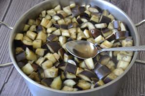 Баклажаны как грибы с чесноком - фото шаг 4
