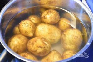 Картофель к праздничному столу - фото шаг 1