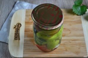 Яблоки и груши маринованные - фото шаг 5