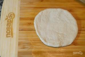 Пирожки-лодочки с сырно-грибной начинкой - фото шаг 5