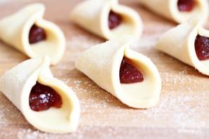 Печенье с вареньем - фото шаг 7