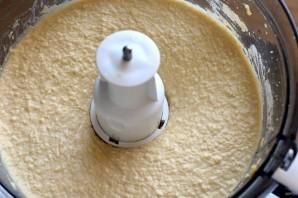 Ливанский хумус с пряными куриными сердечками - фото шаг 4