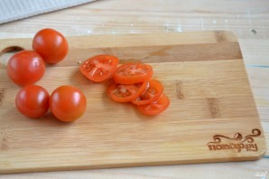 Пицца на кефире без дрожжей - фото шаг 6