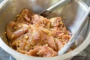 Куриная грудка на гриле с соусом - фото шаг 2