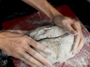 Заварной бездрожжевой хлеб - фото шаг 5