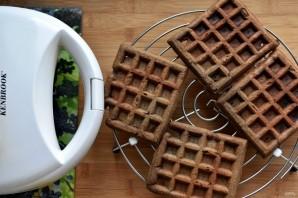 Венские шоколадные вафли - фото шаг 7